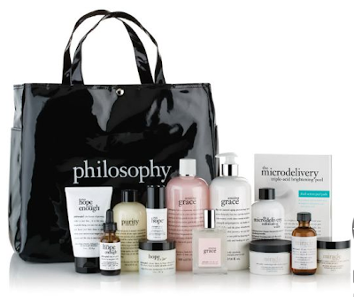 Philosophy, Philosophy Milestones, Philosophy QVC, Philosophy Customer Choice All Stars Collection
