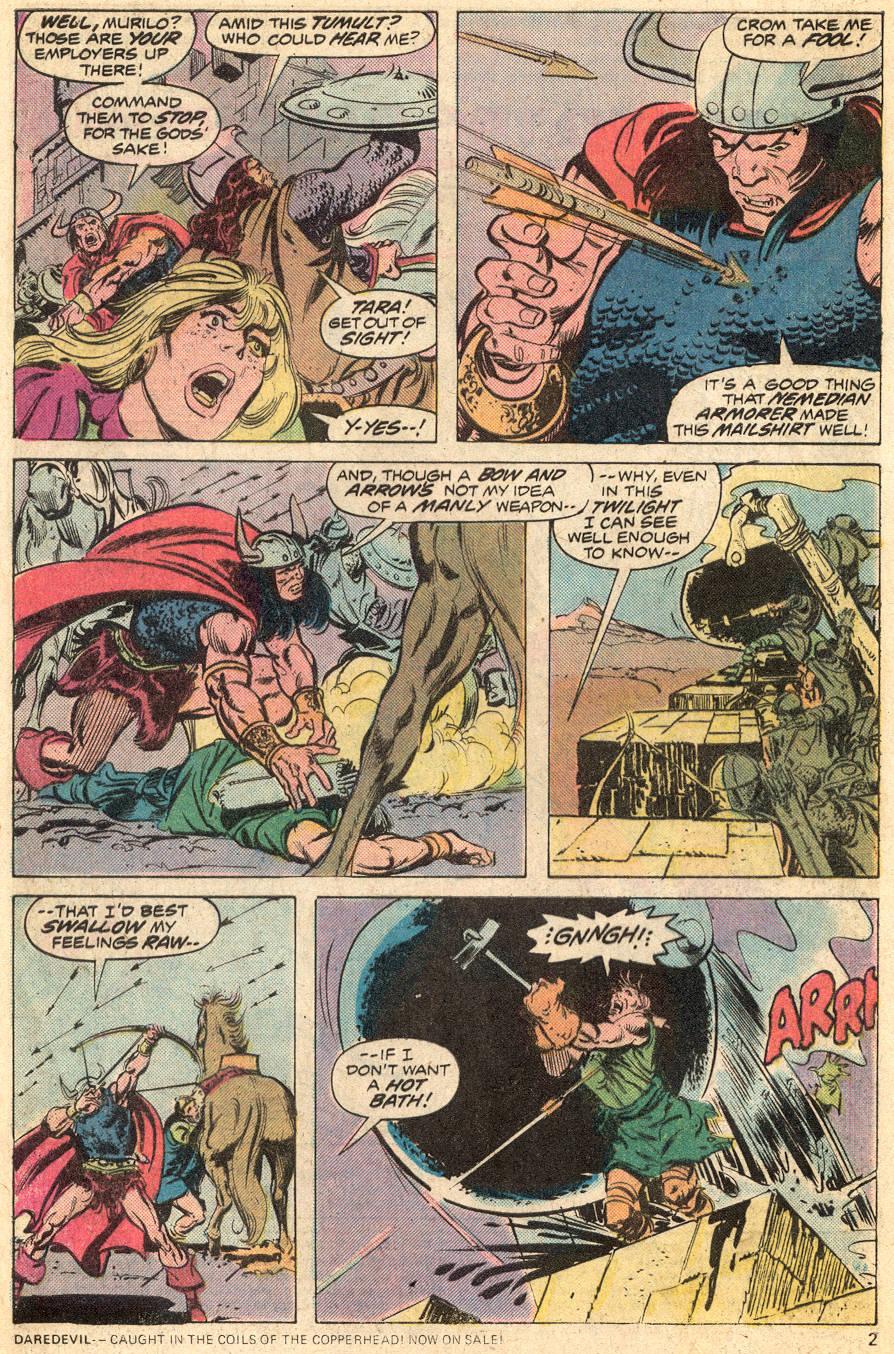 Conan the Barbarian (1970) Issue #53 #65 - English 3