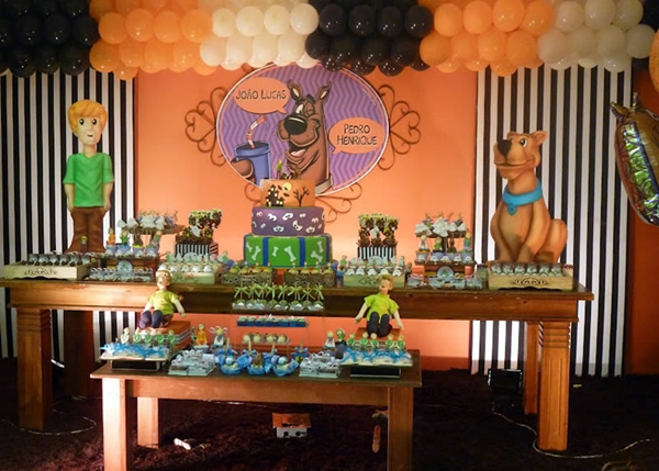 Scooby Doo Birthday Party Ideas