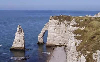 Interesting Facts About Cliffs Of Etretat Normandy France