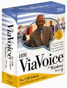 برنامج انت تتكلم و الكمبيوتر يكتب بالعربيه او انجليزيه IBM viavoice