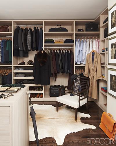 traditional elle decor closet design