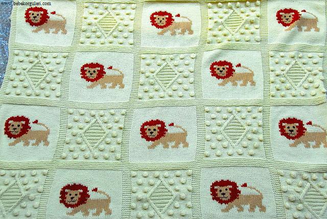 en güzel bebek battaniye modelleri - 3