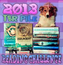 2013 TBR Pile Challenge