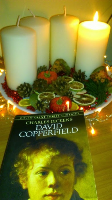 Christmas Reading list David Copperfield by Charles Dickens