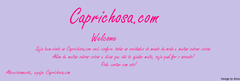 Caprichosa.com