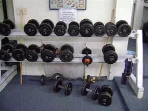 Foto im genes gym venta de equipo de gimnasio usado for Aparatos de gimnasio usados