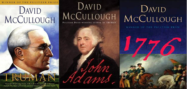 david mcculloughs 1776 essay Dive deep into david mccullough's 1776 with extended analysis, commentary, and discussion.