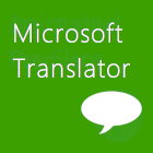 Walkthrough: Adding Text Translation to your Windows 8 App