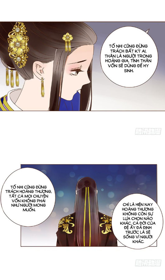 Đế Vương Trắc - Chap 114