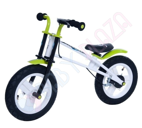 Xe đạp cân bằng JD Bug TC03 xanh lá