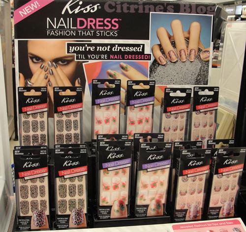 Nail art walgreens gallery nail art and nail design ideas citrines blog lip gloss lipstick and all that good stuff several nail displays from walgreens kiss prinsesfo Images