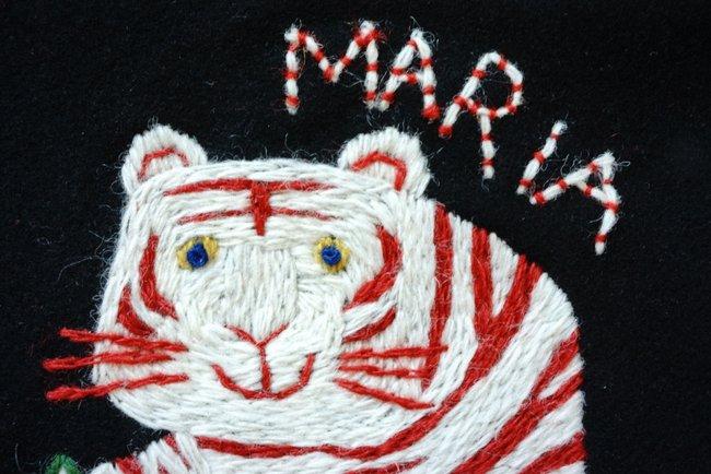 Marias tiger