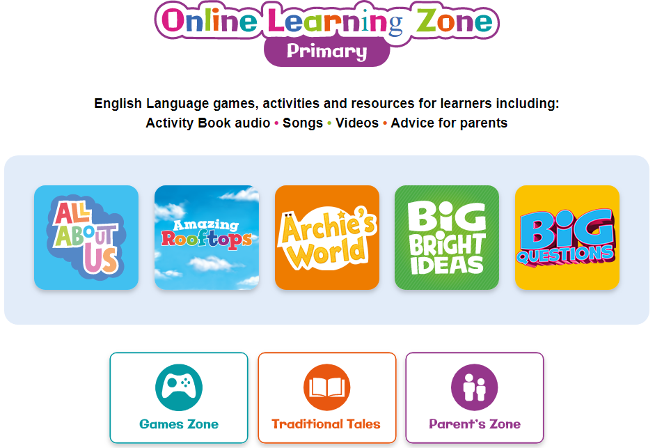 Oxford Learning Zone