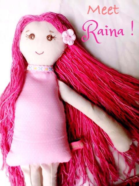 DIY, handmade, rag dolls, boneka kain