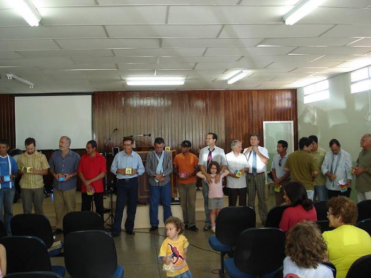 Dia dos pais - Escola Dominical 10/08/2008