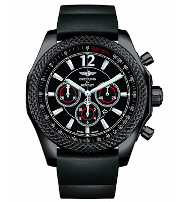 BREITLING FOR BENTLEY BARNATO 42 MIDNIGHT CARBON