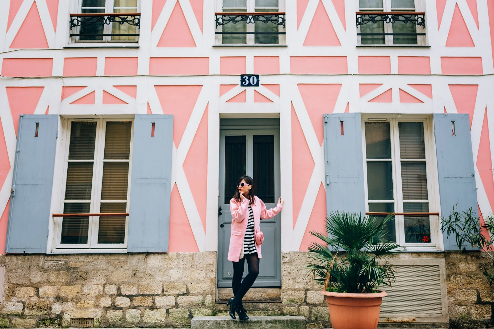 Cute parisian style
