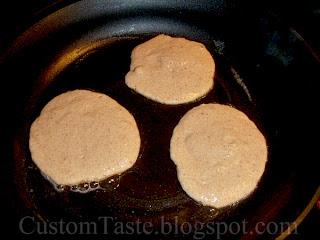 Shake 'Em Up Pancakes by Custom Taste