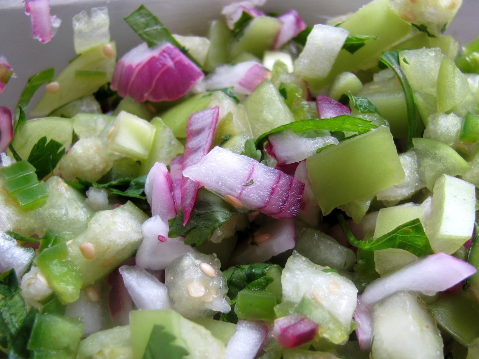 de gallo verde apple pico de gallo tomatillo pico de gallo น้ำ ...