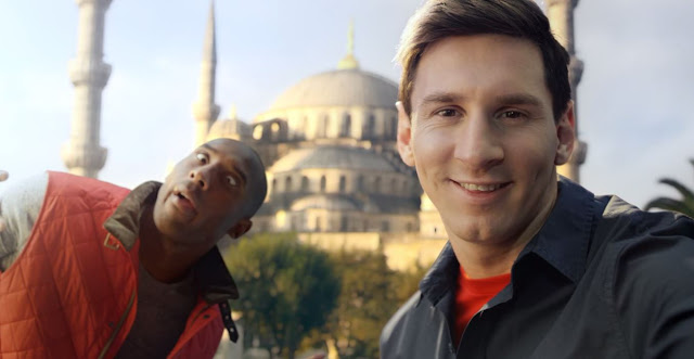 Turkish Airlines Messi  YouTube