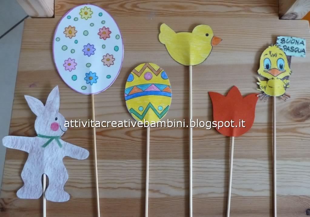 Decorazioni per la pasqua - Decorazioni pasquali bambini ...