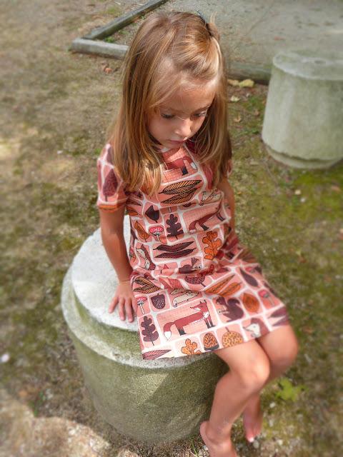 Betoverend winterjurkje, Het grote naaiboek van Femma
