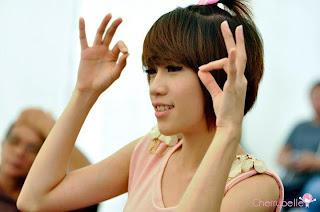 Profile Gigi Chibi Personil Cherry Belle