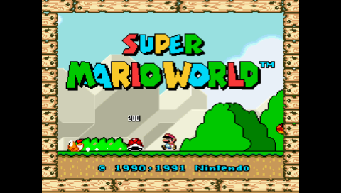 Super Mario PSP Collection [Full] [1 link] [PSP] [FS]