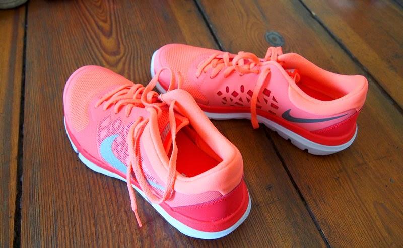 Nike treenikengät - kenkämuoti