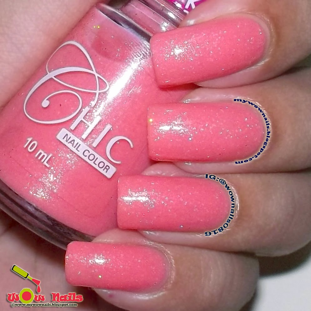 WoW Nails: Chic Nail Color Summer Love Collection Swatches and Review