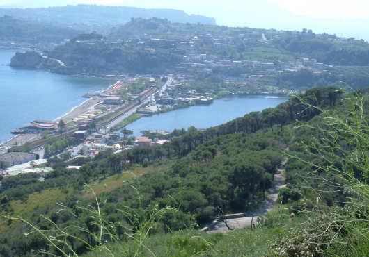 The dream phlegrean for Lago lucrino