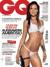 Alessandra Ambrosio - GQ
