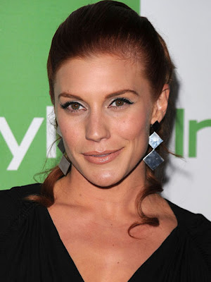 Katee Sackhoff Sterling Dangle Earrings