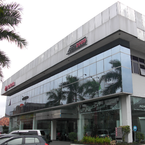 Alamat : Jl. Raya Bogor Km. 21 Kramat Jati, Jakarta 13830