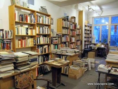 Libreria Barrio Ixelles Bruselas