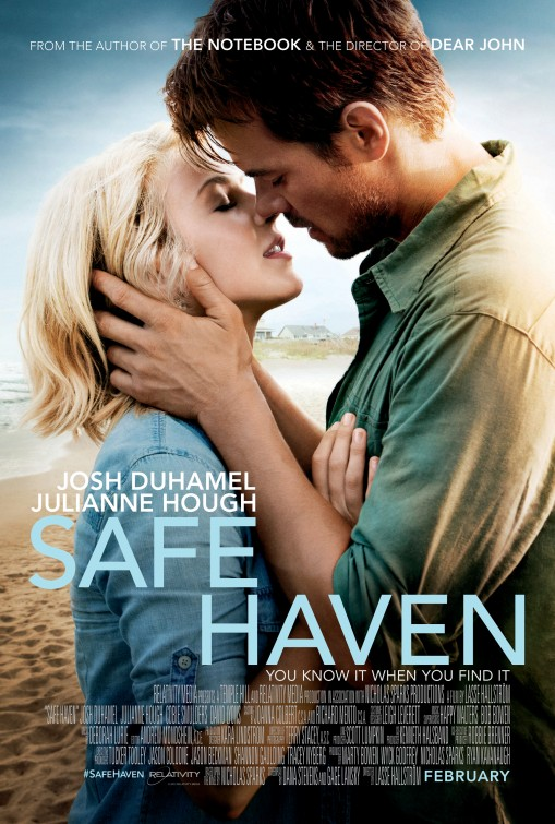 Safe Haven (2013) - 'Official Poster'
