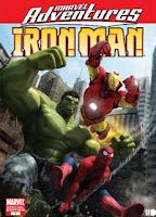 Cortometraje de Marvel: Spider-Man, Iron Man y The Hulk.