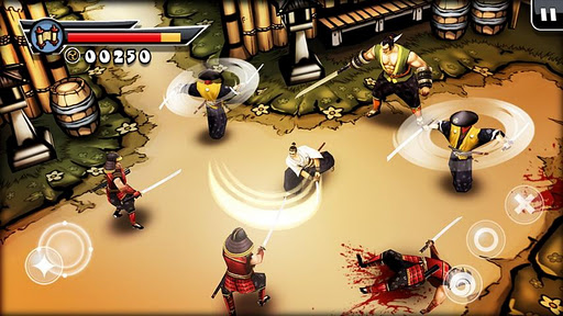 samurai 2 - greatest android games 2012