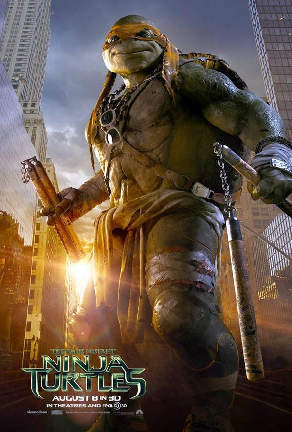 Watch Teenage Mutant Ninja Turtles Movie Free Online