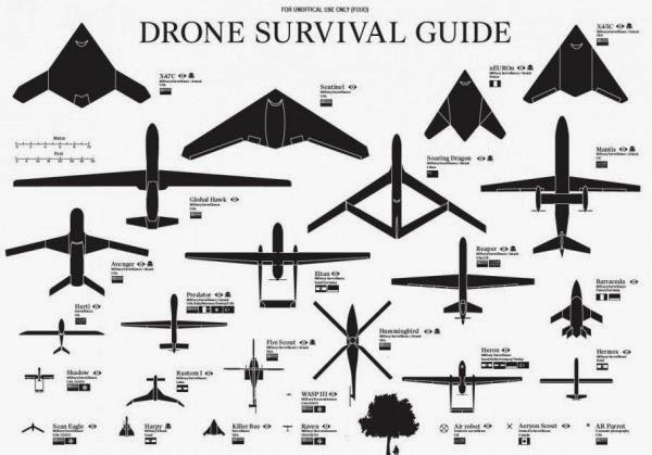 Come sopravvivere ad un Drone - Guida completa