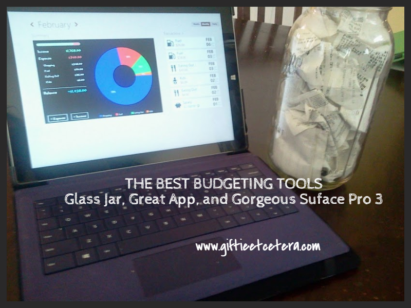 Surface Pro 3, budget, budgeting