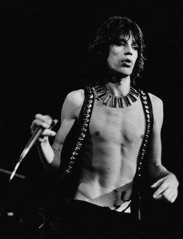 Os movimentos de Jagger