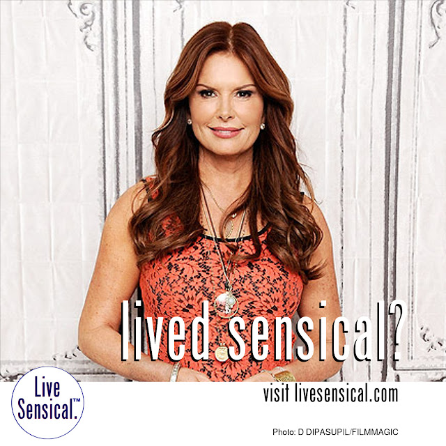 Roma Downey - touched to livesensical.com? Downey will next bring her faith to TV with Answered Prayers, a six-part series she's hosting on TLC, produced by Lightworkers.