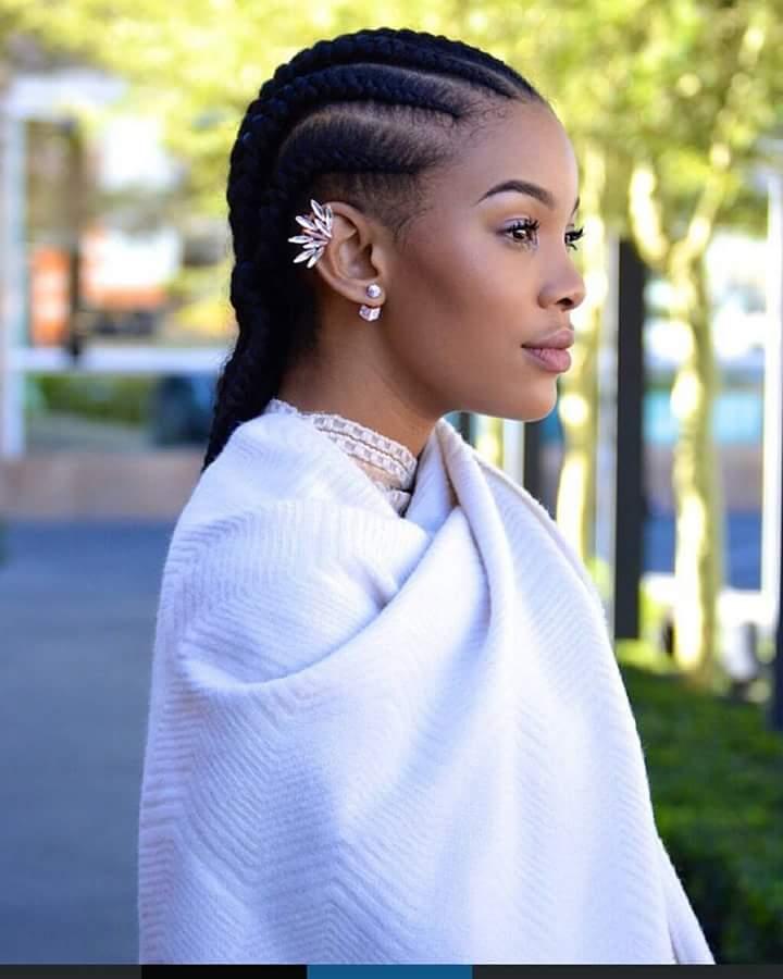 Bonang matheba hairstyles