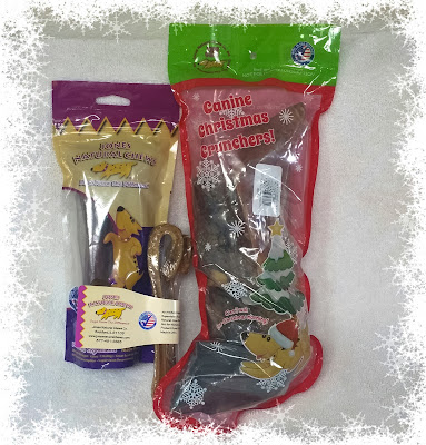 Rascal's First Christmas Starts With Jones Natural Chews! #MakingDogsSmile