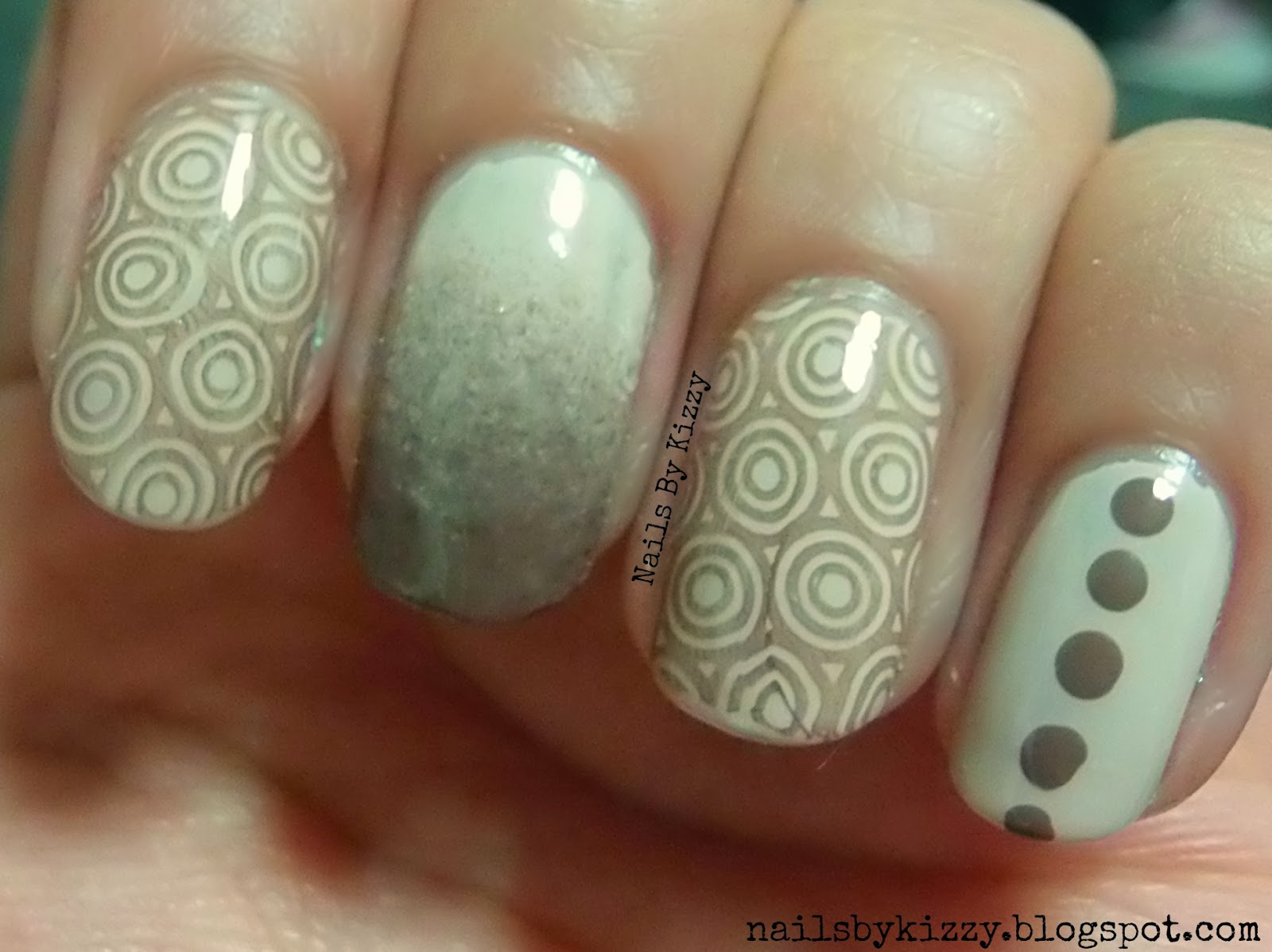 Nails By Kizzy Coffee Nail Art