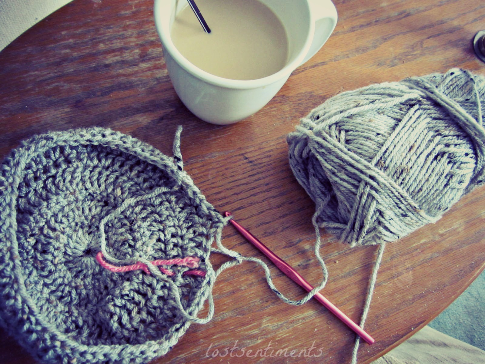 lostsentiments: What does a Baby Cocoon, a Granny Square Blanket & a ...