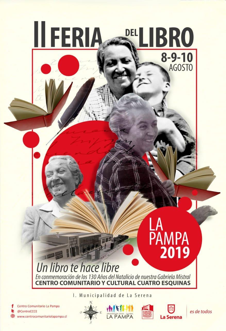 II FERIA DEL LIBRO LA PAMPA 2019