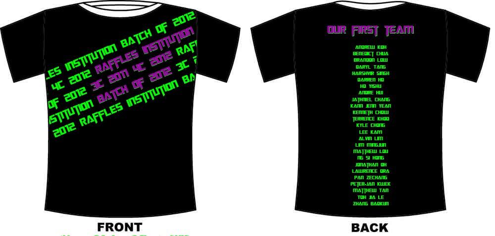 iken class shirt other designs